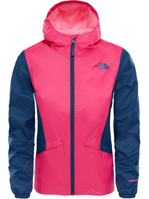 The North Face Zipline - Veste Enfant - rose/bleu